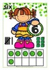 Numbers 1-10 ~ reinforcing tally marks, Base 10 and 10 Frame