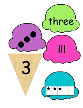 Numbers 1-10: tally marks, ten frames, counting, number words