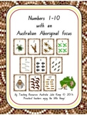 Numbers 1-10 with an Australian Aboriginal focus