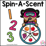 Numbers 1-100 Spin A Scent