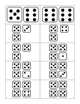 Numbers 1-20 Sorting Cards