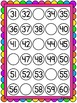 Numbers to 120 Bottle Cap Math Centers