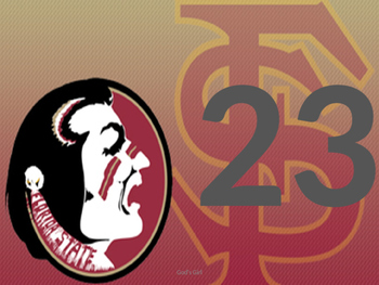 Numbers 1-120 Florida Seminoles