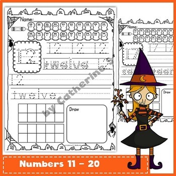 BUNDLE: Number Sense to 20