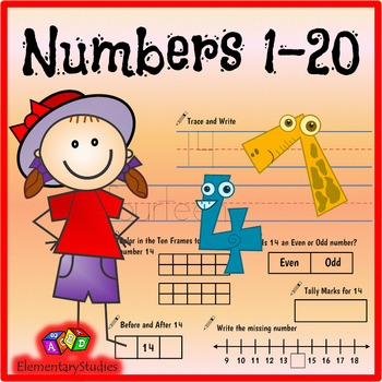 Understanding Numbers 1-20