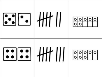 Numbers 1-20 Boards