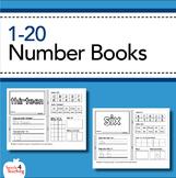 Numbers 1-20 Books