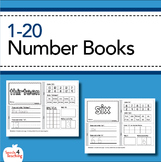 Numbers 1-20 Books