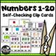 Numbers 1-20 Bundle Pack