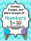 Numbers 1-20: Count, Sort, Compose, Decompose, Greater Tha