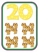 Numbers 1-20 Flashcards and Posters