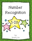 Numbers 1-20 Intervention Practice