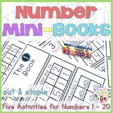 Numbers 1 - 20 Mini-Books