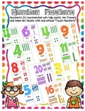 Numbers 1-20 Posters with Tally Marks, Ten Frames, Base Te
