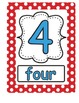 Numbers 1-20 classroom posters
