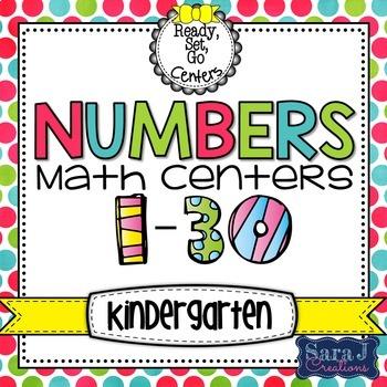 Numbers 1-30 Bundle