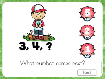 Numbers 1-5 Interactive Pdf