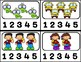 Numbers 1-5 Task Cards