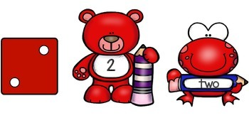 Numbers 1 - 6 July FREEBIE