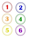 Numbers 1-9