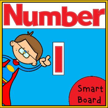Number 1 for SMARTboard