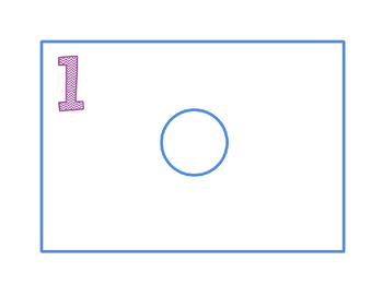 Numbers 1 to 10 Counting Mats