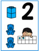 Numbers 1 to 10 Simple Worksheets and Posters