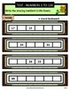 Numbers 1 to 100-Write Missing Numbers-Count Backward-Grades 1-2 (1st-2nd Grade)