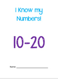 Numbers 10-20
