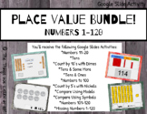 Place Value Bundle! - Numbers 1-20! - Interactive Google S