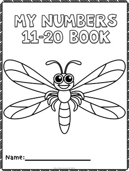 Numbers 11-20: Worksheets and Number Posters