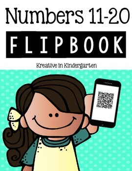 Numbers 11-20 Flipbook