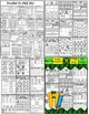Number Worksheets (11-20)-MATH WORKSHEETS (PRE-KG)- 220 worksheets BUNDLE