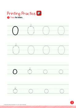 Numbers - 11,12,13,14,15 (II): Letter O - K1 (3 years old), Kindergarten