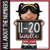 Numbers 11-20 Activities Bundle