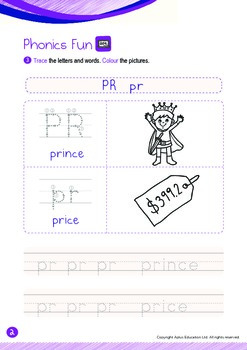 Numbers - 16 to 20 (III): Blend PR - K2 (4 years old), Kindergarten