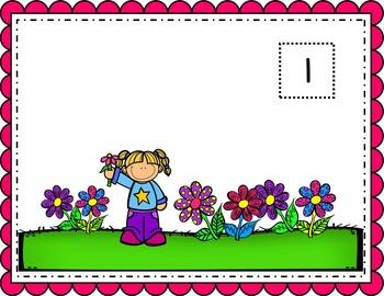 Spring Math Centers