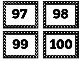 Number Cards   Numbers   Numbers 1-100   Printable Number Cards