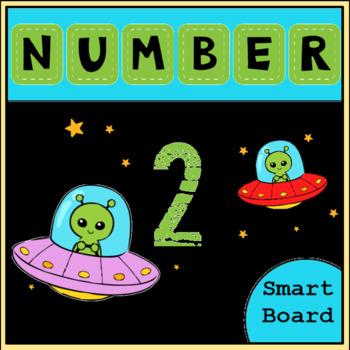 Number 2 for SMARTboard