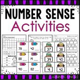 Numbers Sense Worksheets - Number Sequencing Activities