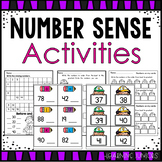 Numbers Sense Worksheets - Number Sequencing Activities