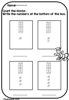Numbers Unit: Learning and Practicing Numbers 21-40