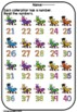 Numbers 21-40:Numbers To 40 Worksheets