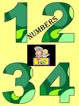 Numbers Free - Clipart