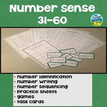 Numbers 31-60
