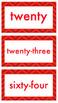 Numbers 4 Ways Bingo