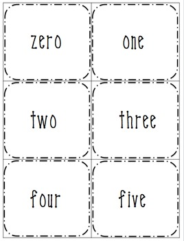 Numbers 4 Ways (number, word, base-10 form, expanded form)