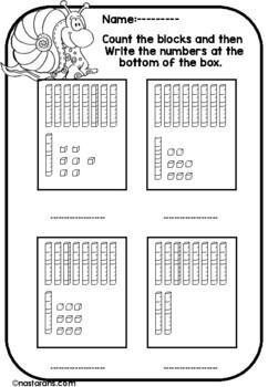Numbers 81-100: Numbers To 100 Worksheets