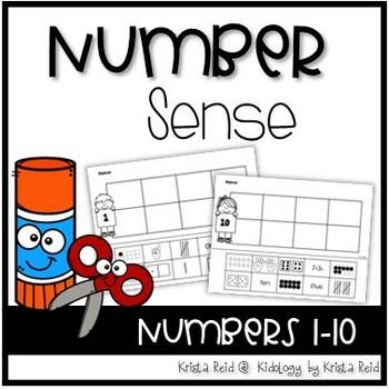 Number Sense Activities and No Prep Printables