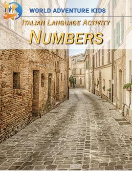 Language Learning Activities - Italian